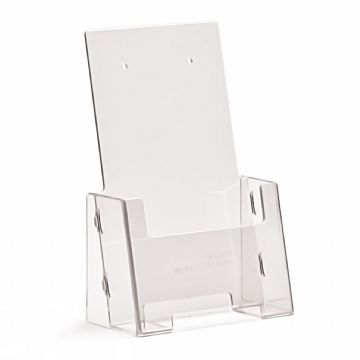 FP110 | 1 Pocket DL (1/3 A4) Portrait Leaflet Holder